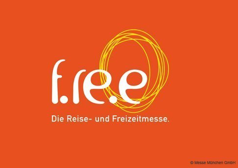 Logo f.re.e Messe München - Vista Point