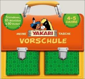 Meine Yakari Tasche: Vorschule (4-5 Jahre)