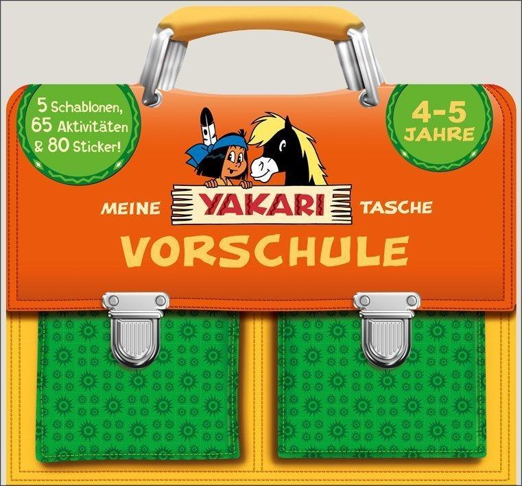 Meine Yakari Tasche Vorschule 4 5 Jahre Buch Online Kaufen