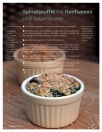 Buchinnenseite Clean Eating - Superfoods h.f.ullmann
