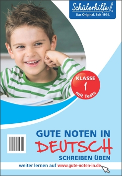 Gute Noten in Deutsch, 1. Klasse