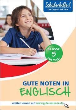 Gute Noten in Englisch, 5. Klasse