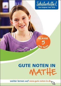 Gute Noten in Mathe, 5. Klasse