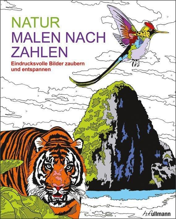Malen nach Zahlen: Natur - Buch online kaufen - Ullmann Medien