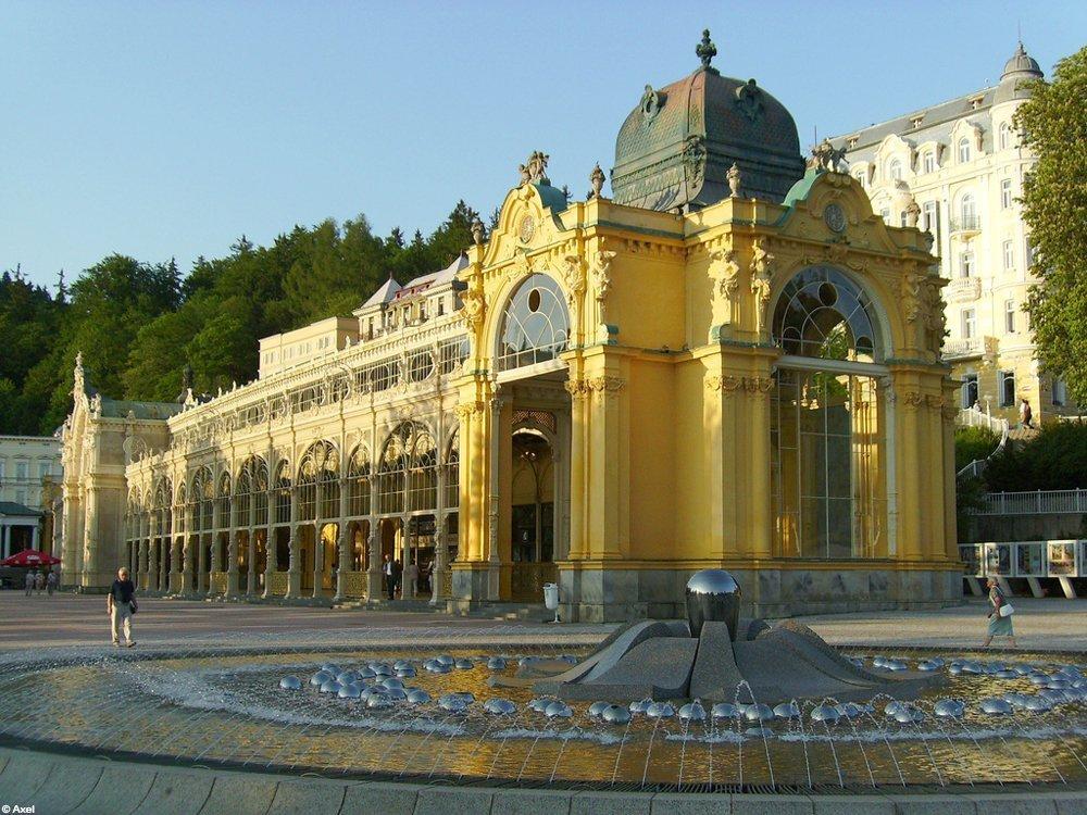 Marienbad in Tschechien