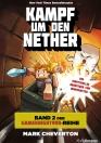 Minecraft: Kampf um den Nether - Band 2 der Gameknight999-Reihe