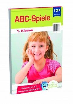 Lernblock: ABC-Spiele, 1. Klasse