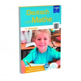 Lernblock: Deutsch & Mathe, 1. Klasse