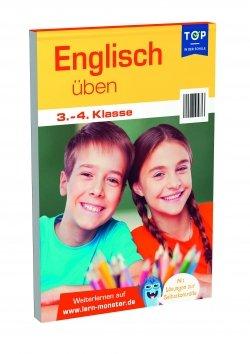 Lernblock: Englisch üben, 3.-4. Klasse