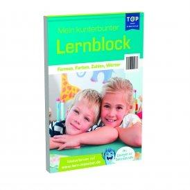Mein kunterbunter Lernblock