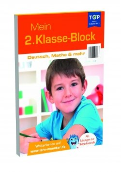 Lernblock: Mein 2. Klasse-Block
