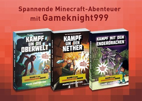 Minecraft: Gameknight999 - Ullmann Medien