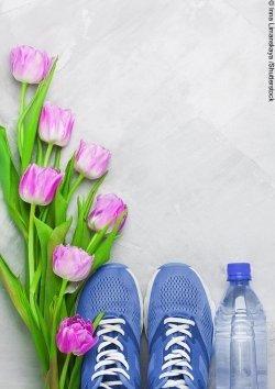 Fit und entspannt in den Frühling