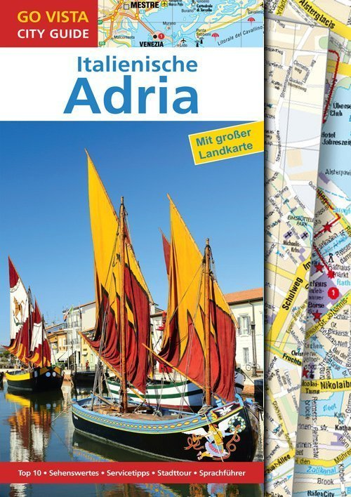 Go Vista Reiseführer - Italienische Adria