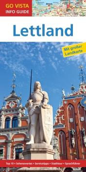 GO VISTA: Reiseführer Lettland