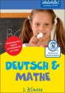 Lernblock: Deutsch & Mathe, 1. Klasse