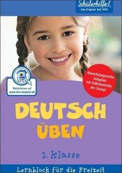 Lernblock: Deutsch üben, 2. Klasse