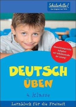 Lernblock: Deutsch üben, 4. Klasse