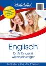 Lernblock: Englisch für Anfänger & Wiedereinsteiger