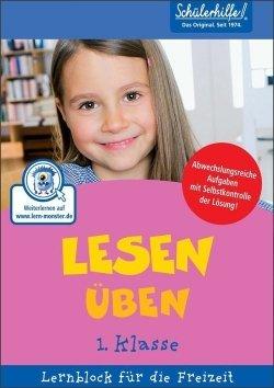 Lernblock: Lesen üben, 1. Klasse