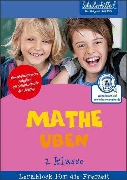 Lernblock: Mathe üben, 2. Klasse