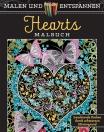 Malen und entspannen - Hearts