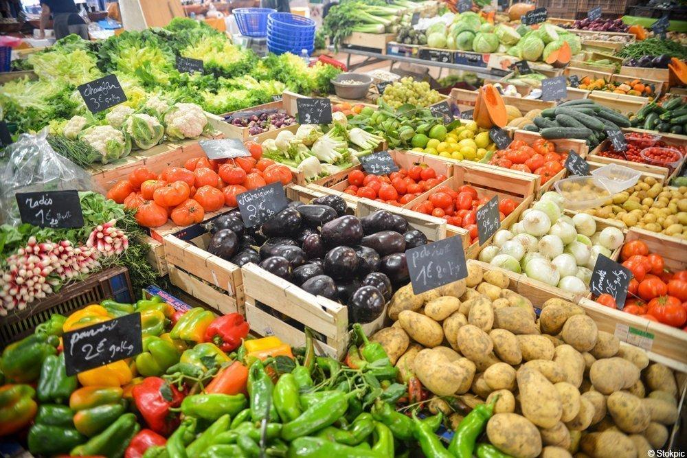 Basenbildende Lebensmittel: Obst und Gemüse