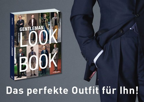 Bernhard Roetzel - Gentleman Lookbook
