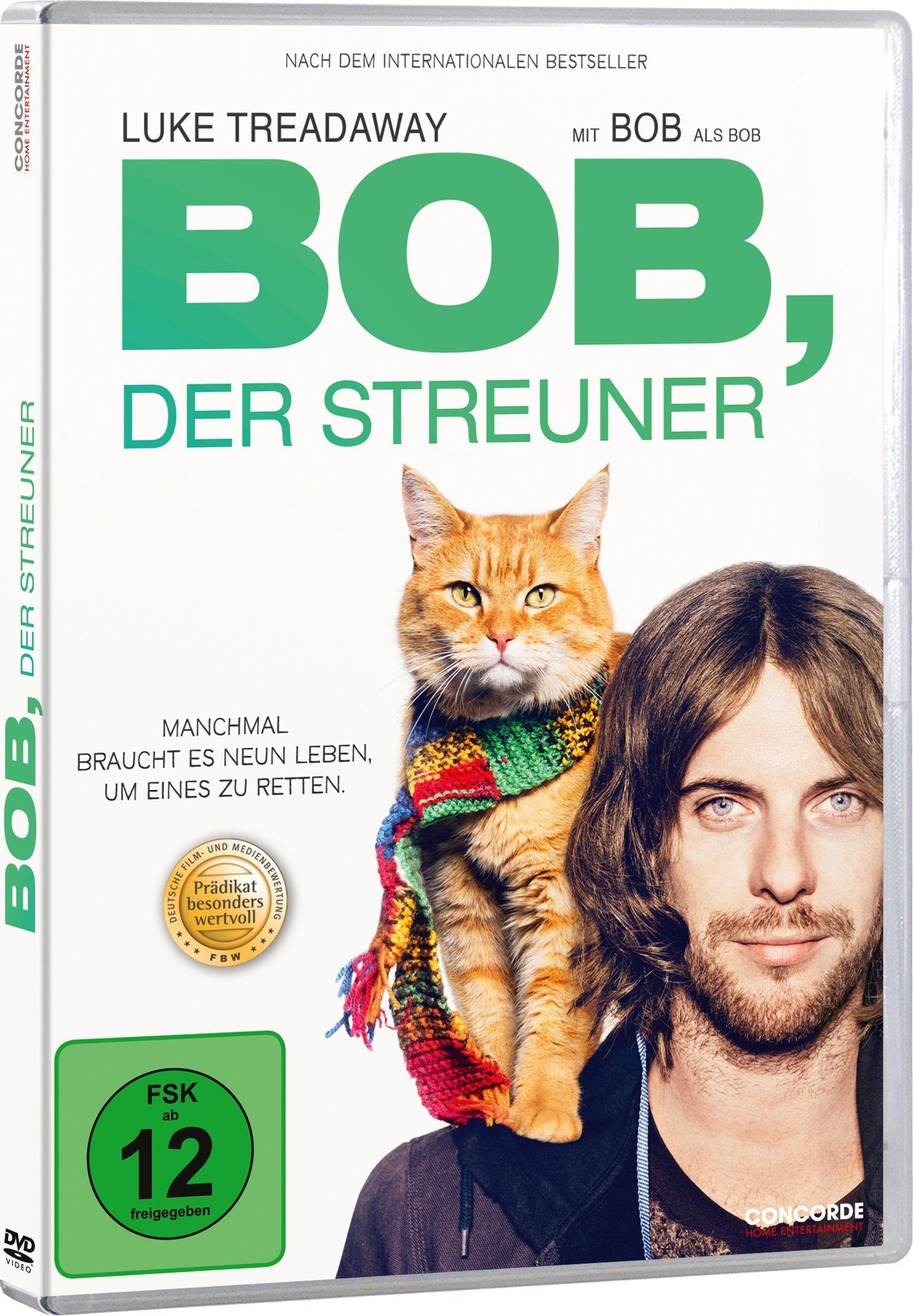 Bob Der Streuner Dvd