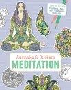Ausmalen und Stickern - Meditation