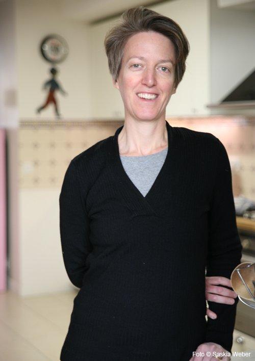 Pamela Weber - Autorin Yogafood