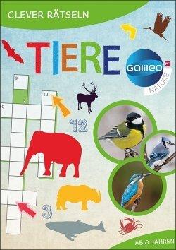 Galileo Clever Rätseln: Tiere