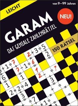 GARAM – Das Geniale Zahlenrätsel – leicht