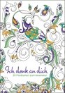 Postkarten zum Ausmalen – Ich denk an dich