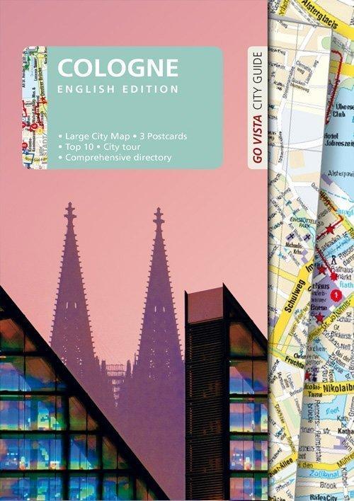 Reisefuehrer Go Vista City Guide Cologne