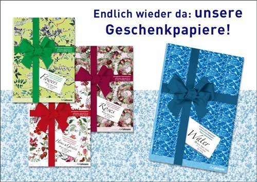 Geschenkpapiere - Geschenkverpackungen online bestellen
