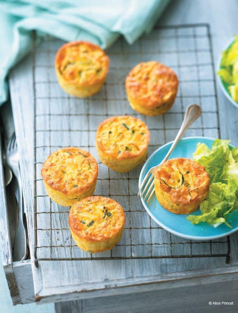 Rezept-Tipp der Woche: Karotten-Zucchini-Muffins