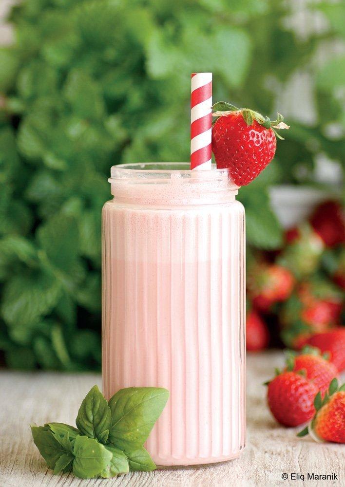 Divine Strawberry Retreat