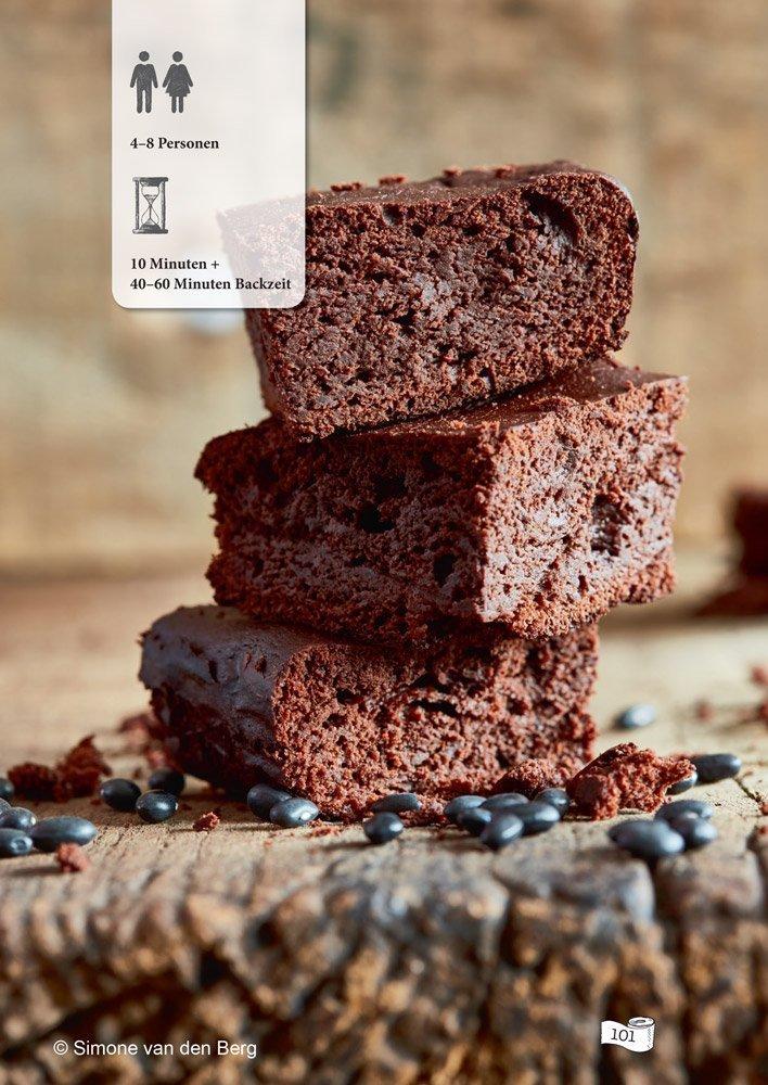 Glutenfreie Brownies - Rezept-Tipp der Woche