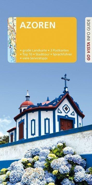 Reiseführer Go Vista - Azoren