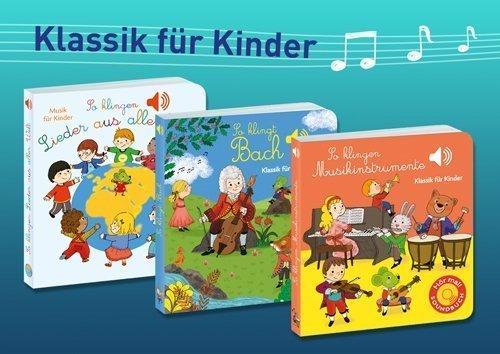 Soundbücher für Kinder - Klassik für Kinder