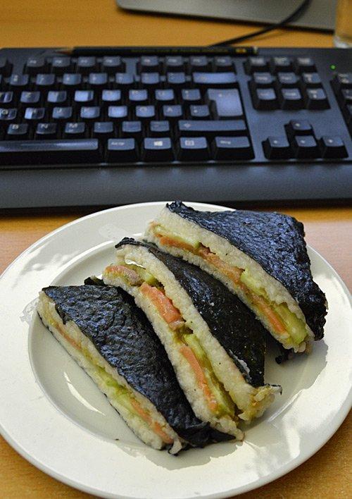 Rezept-Tipp der Woche: Nori Sandwich