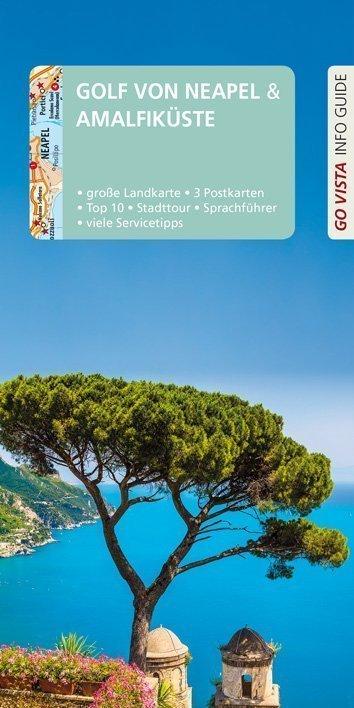 Reiseführer Golf von Neapel und Amalfiküste- GO VISTA