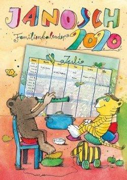 Janosch Familienkalender 2020