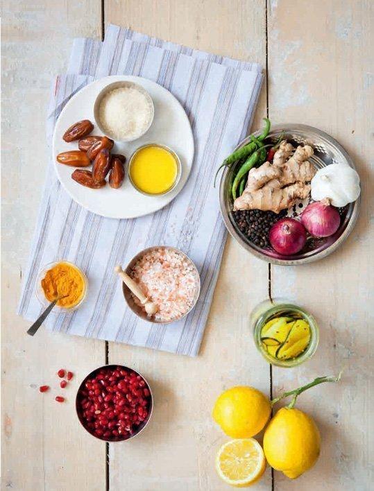 Ayurvedische Rezepte für mehr Gesundheit und Wohlbefinden