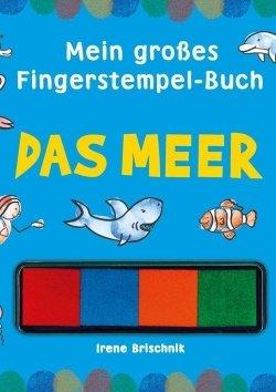 Fingerstempeln: Das Meer