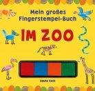 Fingerstempeln: Im Zoo