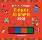Fingerstempeln: Mein erstes Fingerstempel Buch
