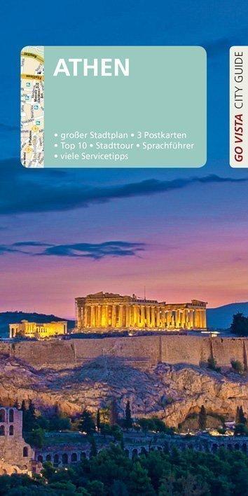 Go Vista Reiseführer: Athen