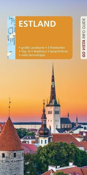 Go Vista Reiseführer: Estland